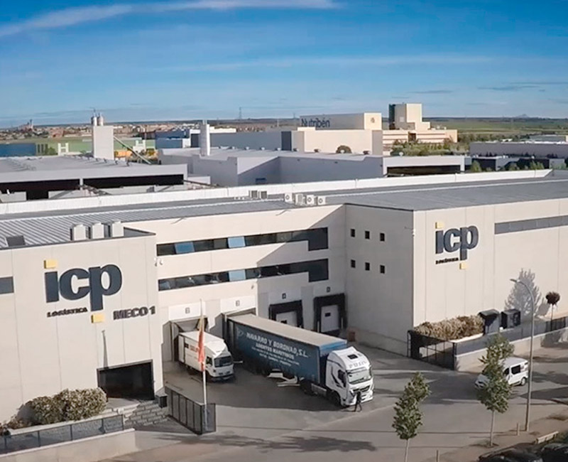 ICP Logística ends 2017 with a 52% growth rate