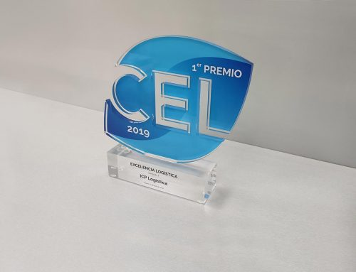 """ICP obtains the award for """"Logistics Excellence"""" granted by CEL"""