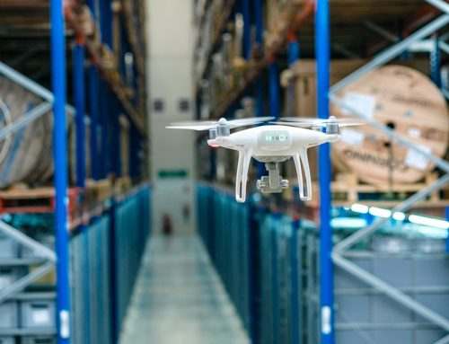 The challenge of transforming the future into the present: Logistics 4.0